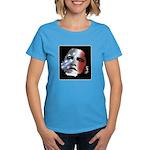 Obama Stars and Stripes Women's Dark T-Shirt