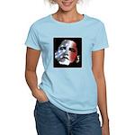 Obama Stars and Stripes Women's Light T-Shirt