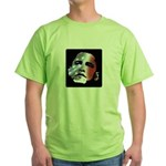 Obama Stars and Stripes Green T-Shirt