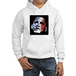 Obama Stars and Stripes Hooded Sweatshirt