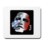 Obama Stars and Stripes Mousepad