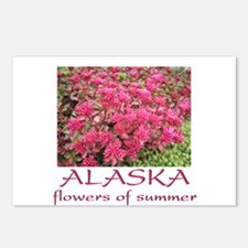 Alaska: flowers of summer Postcards (Package of 8)