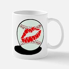 Baseball (Kiss) Mug