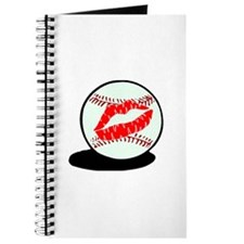 Baseball (Kiss) Journal