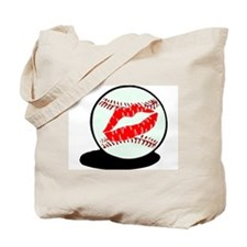 Baseball (Kiss) Tote Bag