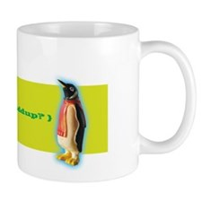 Whaddup? Penguin Mug