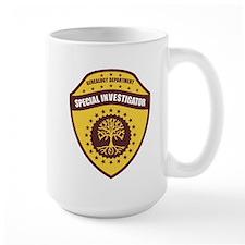 Special Investigator Mug