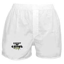 Agent of Chaos Boxer Shorts