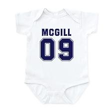 Mcgill 09 Infant Bodysuit