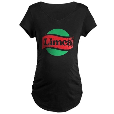 Limca. Maternity Dark T-Shirt