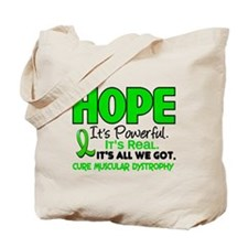 HOPE Muscular Dystrophy 1 Tote Bag