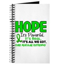 HOPE Muscular Dystrophy 1 Journal