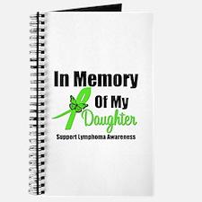 In Memory of My Daughter Journal