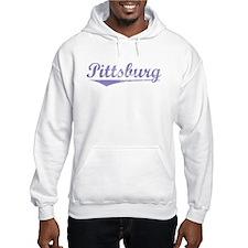 PITTSBURG RETRO LOGO Hoodie