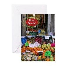 Italian Market Holiday Greeting Cards (Pk of 20)