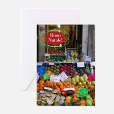Italian Market Holiday Greeting Cards (Pk of 20)