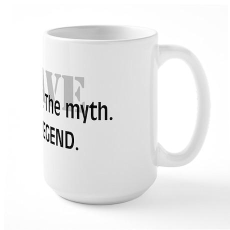 The Legend Large Mug