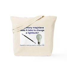 Cute Magical Tote Bag
