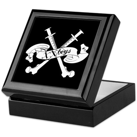 Keepsake T-Bones Box