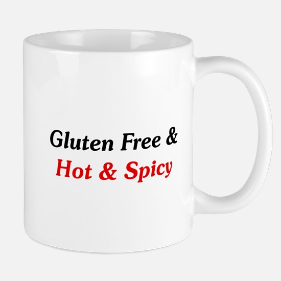 Gluten Free & Hot & Spicy Mug