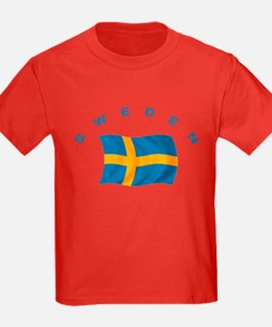 Flag of Sweden T