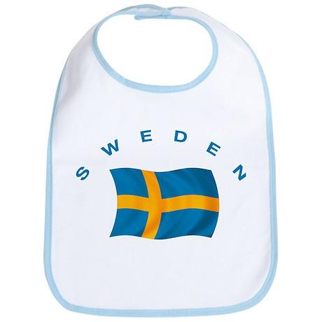 Flag of Sweden Bib