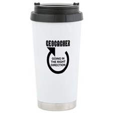 Right Direction Travel Mug