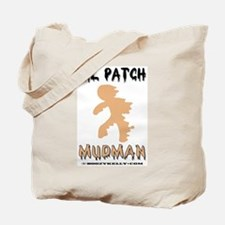 Oil Patch Mudman Tote Bag