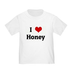 I Love Honey T
