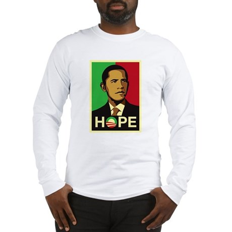 Obama for Hope Long Sleeve T-Shirt
