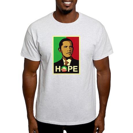 Obama for Hope Light T-Shirt