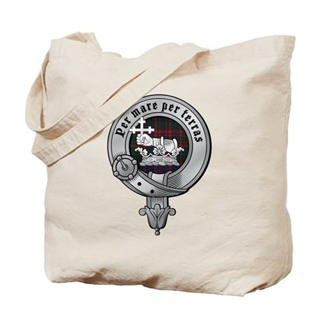 Clan Donald Tote Bag