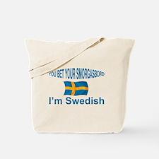 Swedish Smorgasbord 2 Tote Bag
