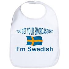 Swedish Smorgasbord 2 Bib