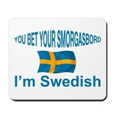 Swedish Smorgasbord 2 Mousepad