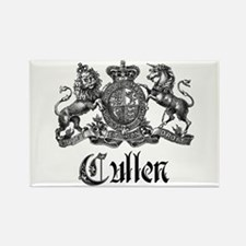 Cullen Family Name Crest Rectangle Magnet