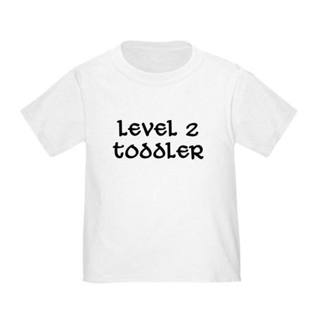 Level 2 Toddler Toddler T-Shirt