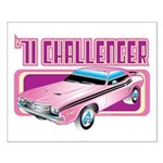 1971 Dodge Challenger Small Poster