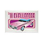 1971 Dodge Challenger Rectangle Magnet (100 pack)