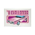1971 Dodge Challenger Rectangle Magnet