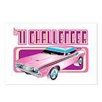 1971 Dodge Challenger Postcards (Package of 8)