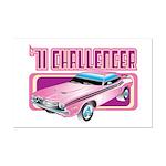 1971 Dodge Challenger Mini Poster Print