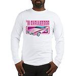 1971 Dodge Challenger Long Sleeve T-Shirt