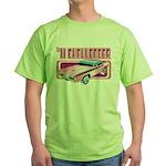 1971 Dodge Challenger Green T-Shirt