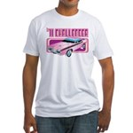 1971 Dodge Challenger Fitted T-Shirt