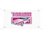 1971 Dodge Challenger Banner