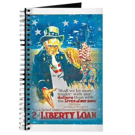 Uncle Sam Liberty Loan Journal