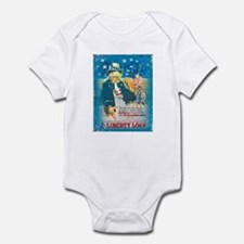 Uncle Sam Liberty Loan Infant Bodysuit