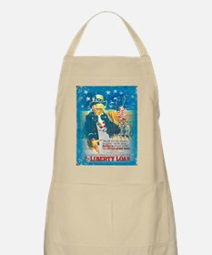 Uncle Sam Liberty Loan BBQ Apron