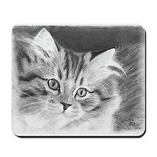 Kitten Mousepad